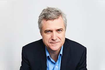 Mark Read, CEO, WPP headshot