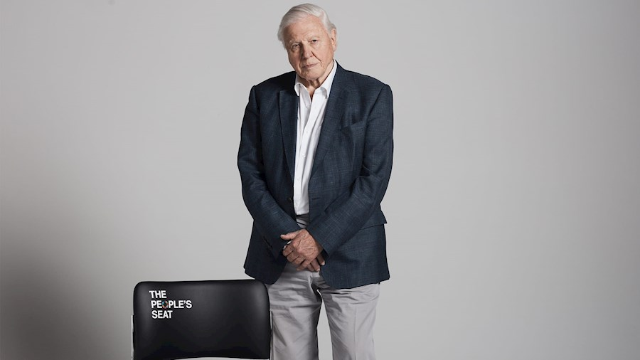 WPP agencies help Sir David Attenborough become the voice of