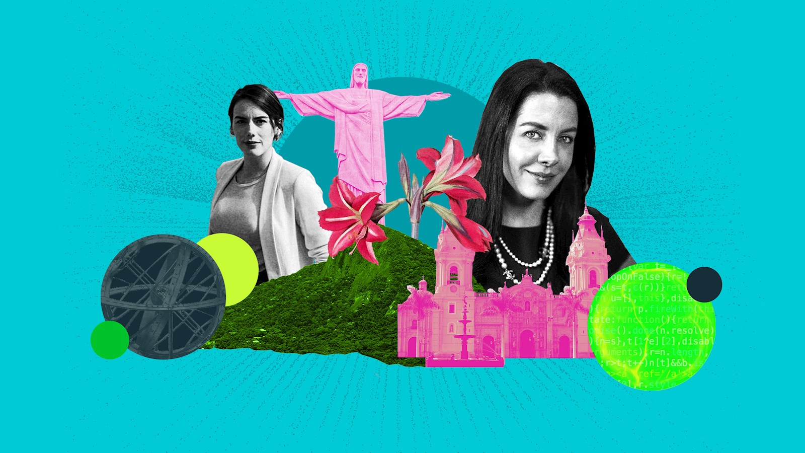 In conversation: Luciana Rodrigues and Cristina Risso