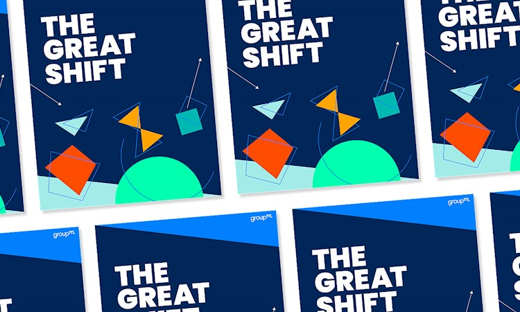 The Great Shift publication